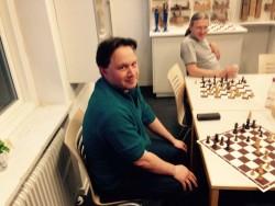 Rasmus Petersen tog en delt 2. plads